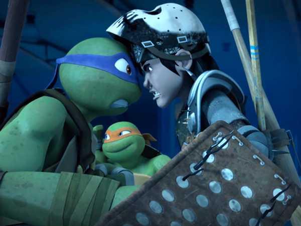 "Teenage Mutant Ninja Turtles: ""A Chinatown Ghost Story"""