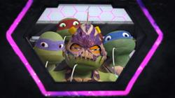 "Teenage Mutant Ninja Turtles: ""Into Dimension X!"""