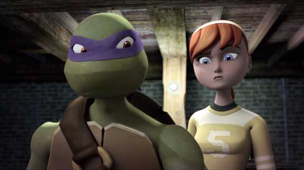 """Teenage Mutant Ninja Turtles: """"Buried Secrets"""""""