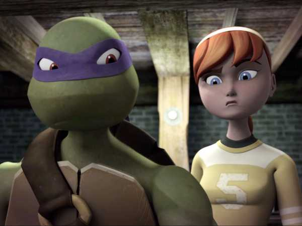 "Teenage Mutant Ninja Turtles: ""Buried Secrets"""