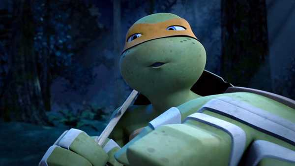 """Teenage Mutant Ninja Turtles: """"The Croaking"""""""