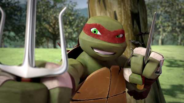 "Teenage Mutant Ninja Turtles: ""In Dreams"""