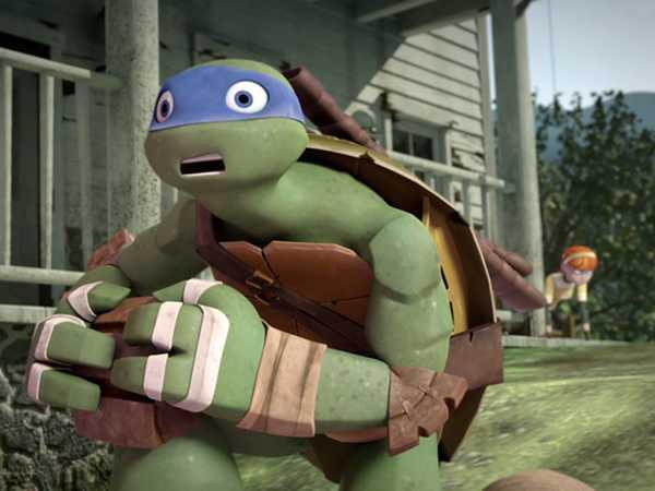 """Teenage Mutant Ninja Turtles: """"Eyes of the Chimera"""""""