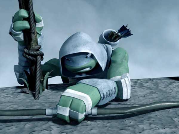 """Teenage Mutant Ninja Turtles: """"Vision Quest"""""""