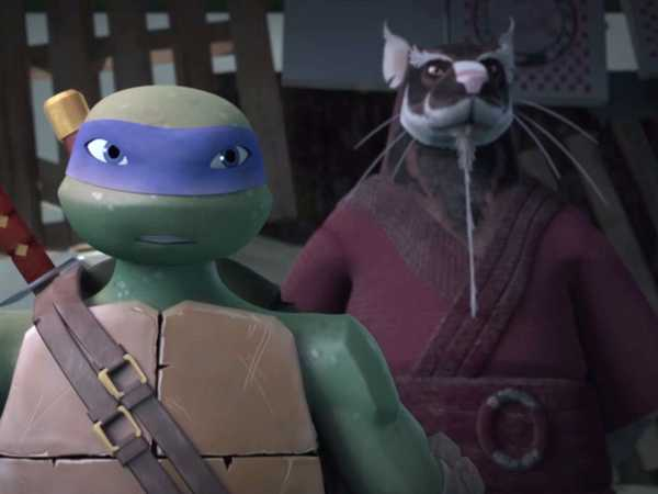 "Teenage Mutant Ninja Turtles: Serpent Hunt: ""Ninjas Only"""