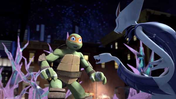 "Teenage Mutant Ninja Turtles: ""Serpent Hunt"""
