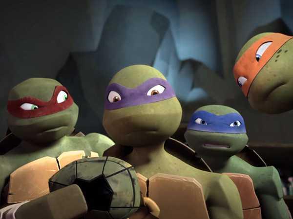 "Teenage Mutant Ninja Turtles: ""The Noxious Avenger"""
