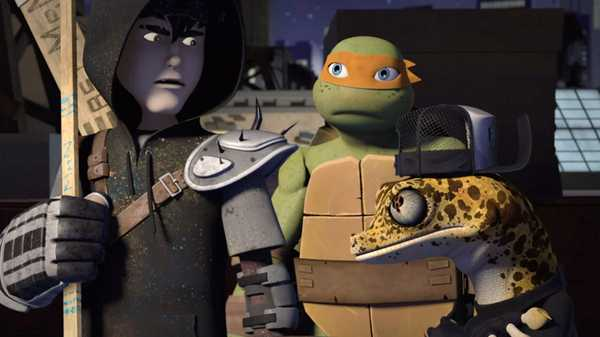 "Teenage Mutant Ninja Turtles: ""Meet Mondo Gecko"""