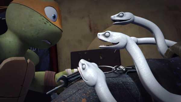 """Teenage Mutant Ninja Turtles: """"The Deadly Venom"""""""