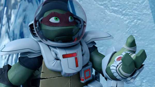 "Teenage Mutant Ninja Turtles: ""The Moons of Thalos 3"""