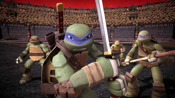 "Teenage Mutant Ninja Turtles: ""The Arena of Carnage"""