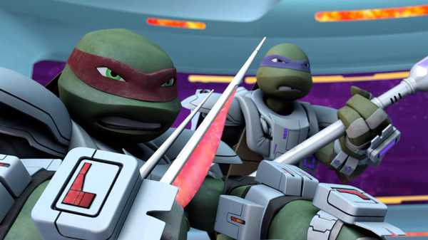 """Teenage Mutant Ninja Turtles: """"The Cosmic Ocean"""""""