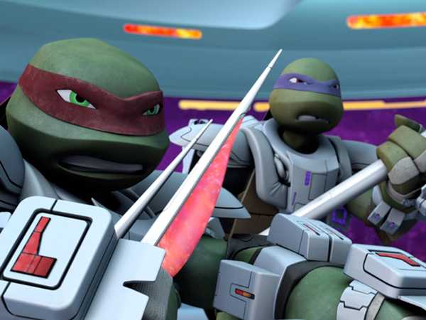 "Teenage Mutant Ninja Turtles: ""The Cosmic Ocean"""