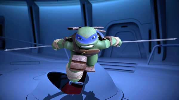 """Teenage Mutant Ninja Turtles: """"Revenge of the Triceratons"""""""