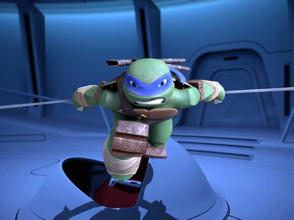 "Teenage Mutant Ninja Turtles: ""Revenge of the Triceratons"""