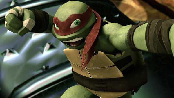 """Teenage Mutant Ninja Turtles: """"The Evil of Dregg"""""""
