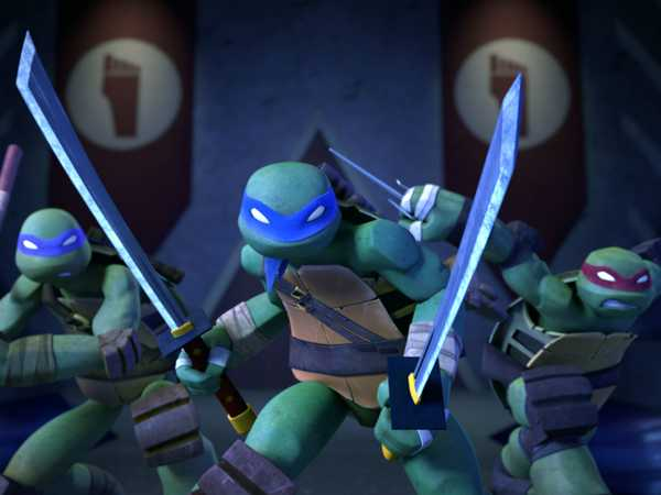 "Teenage Mutant Ninja Turtles: ""The Insecta Trifecta"""