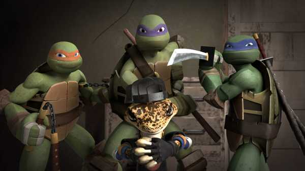 "Teenage Mutant Ninja Turtles: ""Mutant Gangland"""