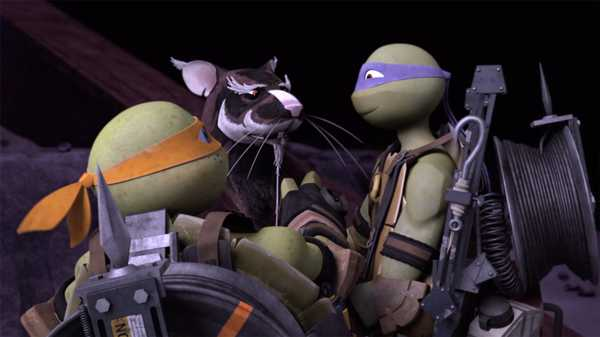 "Teenage Mutant Ninja Turtles: ""Darkest Plight"""