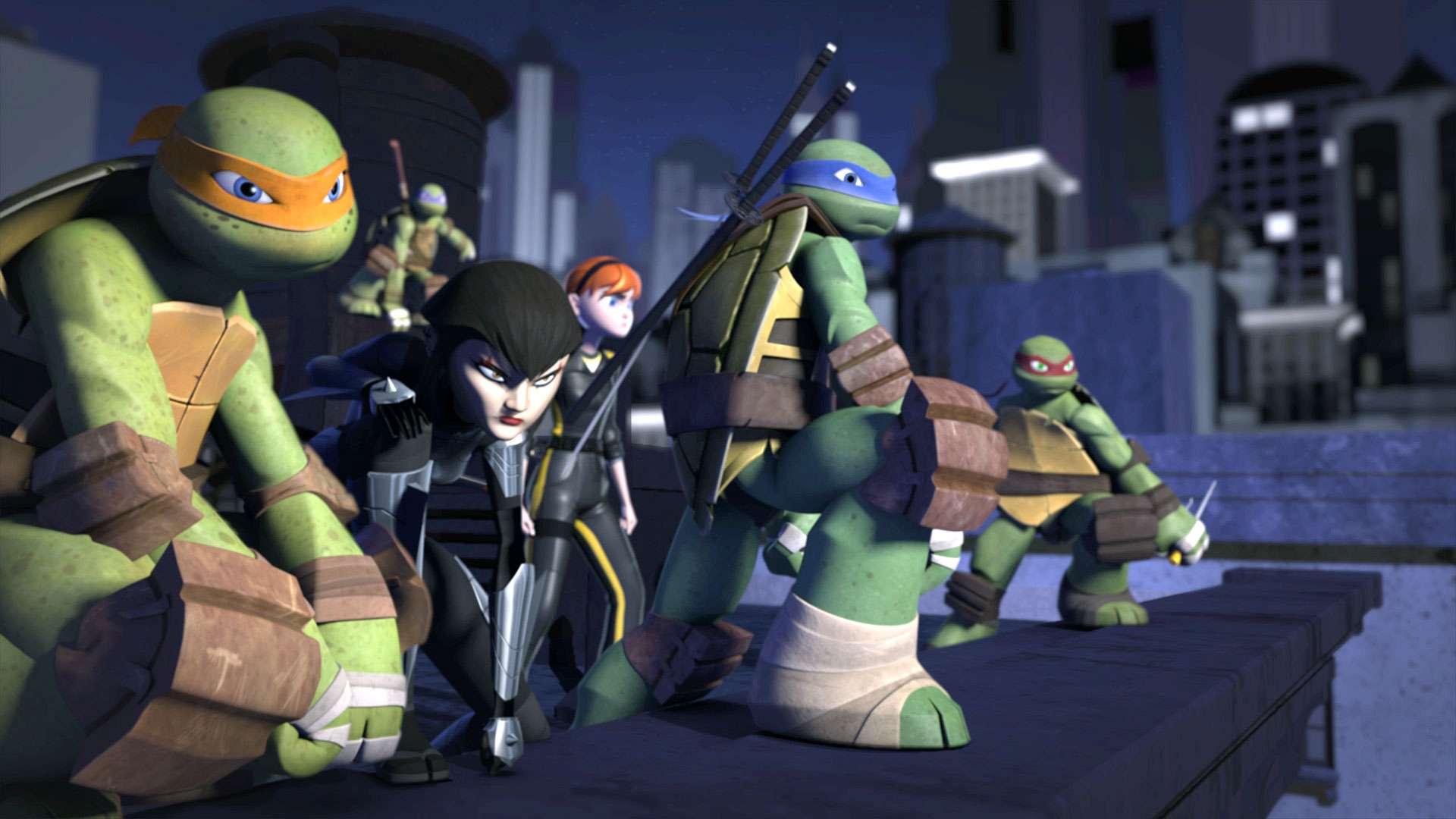 Te Teenage Mutant Ninja Turtles Tv Show - Teenage mutant ninja turtles full episodes scroll of the demodragon season 5 episode 501