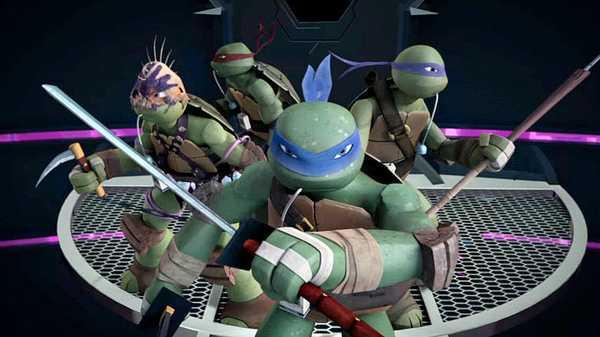 """Teenage Mutant Ninja Turtles: """"Battle for New York"""""""