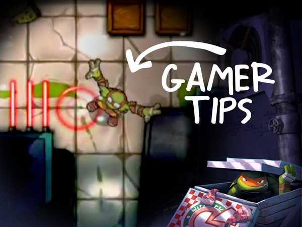 NickGamer: Heist In A Half Shell Tips!