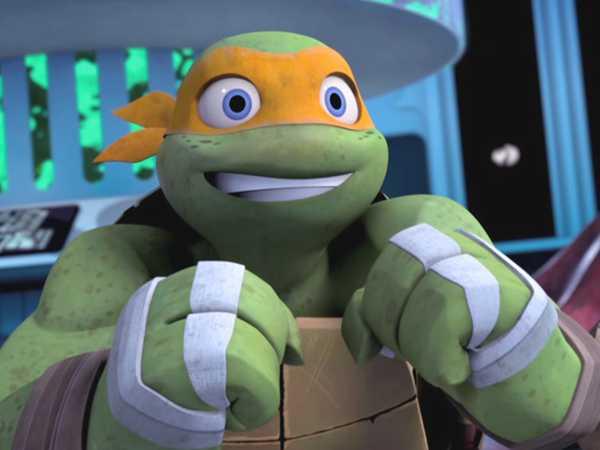 """Teenage Mutant Ninja Turtles: """"Turtles LOL Moments"""""""