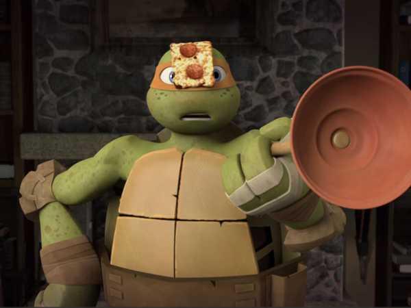 """Teenage Mutant Ninja Turtles: The Croaking: """"The Turtle-Sty"""""""
