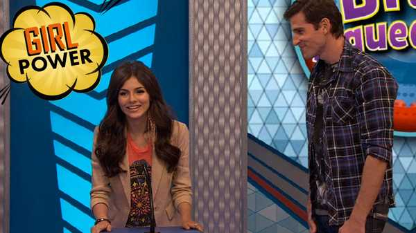"VICTORiOUS: ""Brain Squeezers"""
