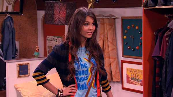 Victorious - Season 1, Episode 8: Survival of the Hottest ...