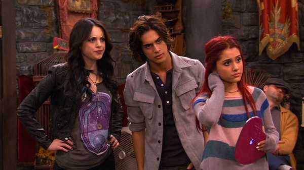 "Victorious Port: ""Locked Up - Part 1"""