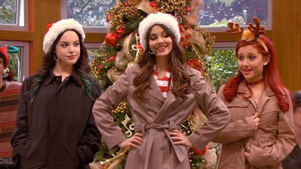 "Victorious: ""A Christmas Tori"""