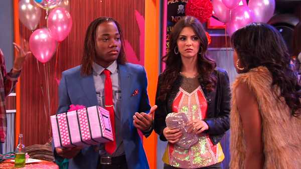 "Victorious: ""Andre's Horrible Girl"""