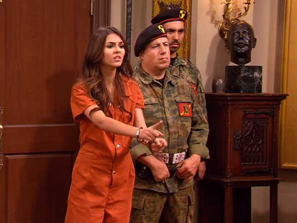 "VICTORiOUS: ""Victorious: Locked Up!"""