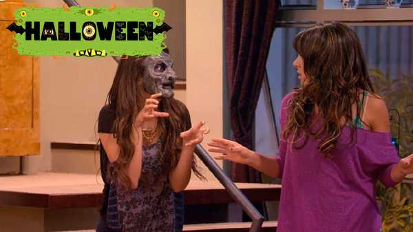 "VICTORiOUS: ""Tori the Zombie"""