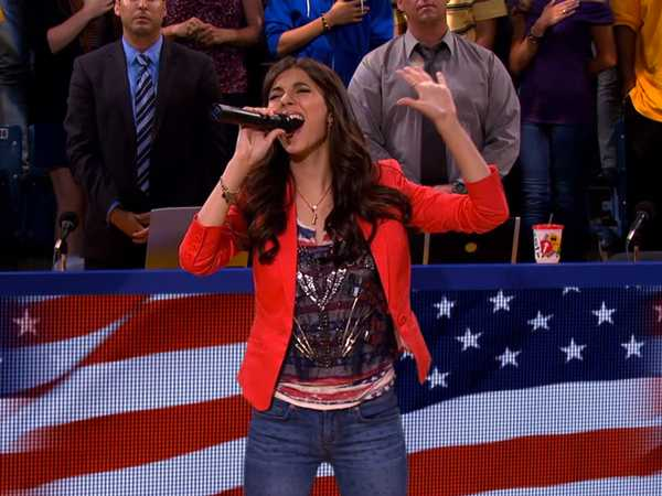 "VICTORiOUS: ""Star-Spangled Tori"""