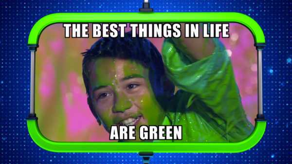 "Webheads: Sleme of the Week: ""Josiah's Slime Time!"""