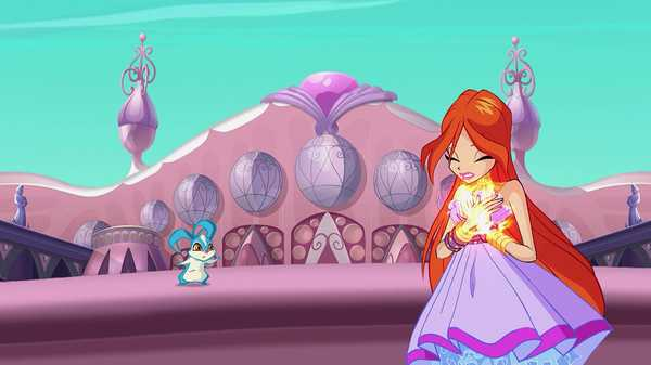 "Winx Club: ""Vortex of Flames"""