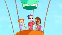 "Winx Club: Shrine of the Green Dragon: ""Hot Air Balloon Ride"""