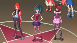 "Winx Club: Broken Dreams: ""College for Witches"""