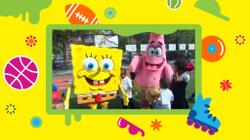 World Wide Day of Play 2013: Spongebob and Patrick Get Their Game On!