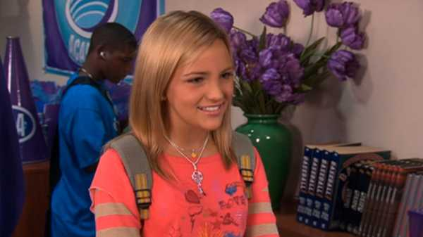 "Zoey 101: ""Backpack"""