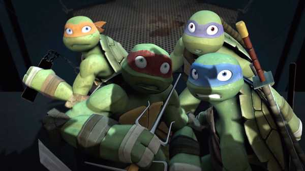 "Teenage Mutant Ninja Turtles: ""Return to New York"""