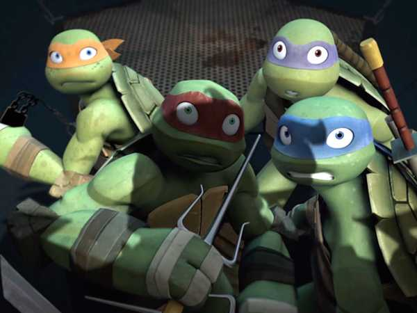 """Teenage Mutant Ninja Turtles: """"Return to New York"""""""
