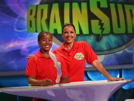Williams Whizes|Vanessa Williams and her daughter put their heads together for this cerebral challenge.