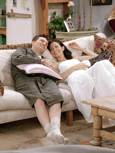That's My Sister!|Sure, Monica and Chandler are happy in hiding now. But just wait 'til Ross finds out what they've been up to!