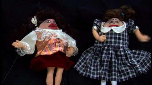The Nanny | Stop the Wedding: Puppet Show | Video Clip | Nick @ Nite