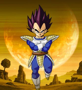 dragon ball z characters vegeta. Vegeta Picture - Dragon Ball Z