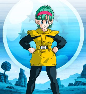 Bulma Picture - Dragon Ball Z Kai