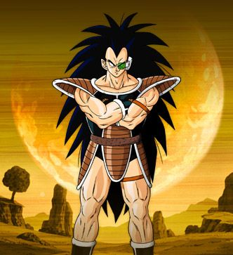 Raditz Picture - Dragon Ball Z Kai